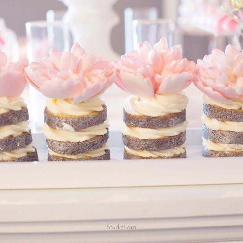 Оформление дня рождения в стиле Dior